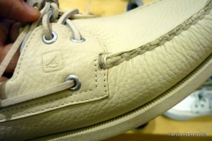 Sperrys Top Sider Stitches