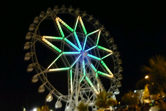 the SM MOA Eye
