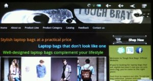 tough brat bags website