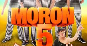 Moron 5 and the Crying Lady Movie Poster