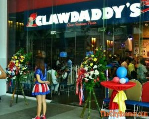 ClawDaddy Harbor Point Grand Opening