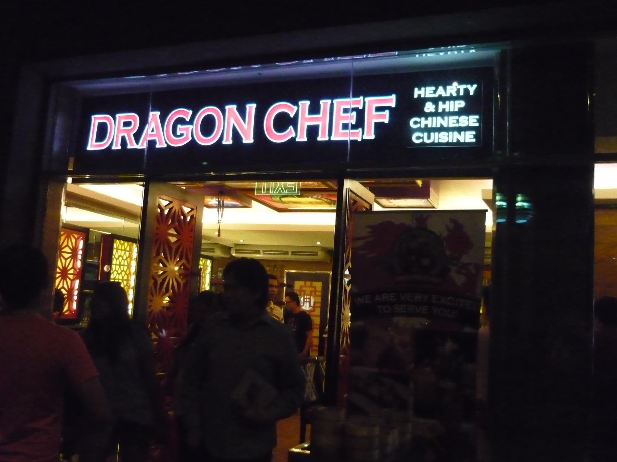 Dragon Chef Hearty and Hip Chinese Cuisine