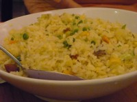 Fried Rice at Dragon Chef