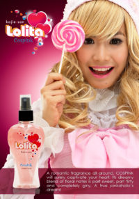 Lolita Cologne Cospink