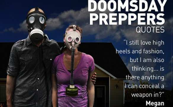 National Geographic Channel - Doomsday Preppers