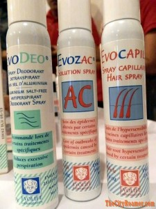Evolife Spray Products