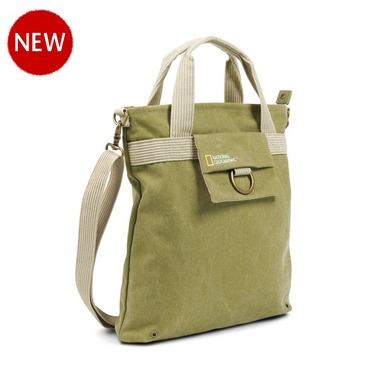 National Geographic Earth Explorer Collection: NG 8110 - Tote Bag for Mirrorless and point and Shoot Camera