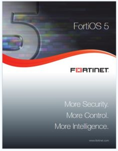 Fortinet fortiOS 5