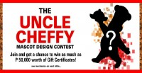 Uncle Cheffy Mascot Design Contest
