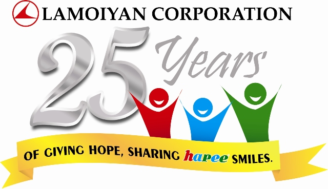 Lamoiyan Corporation - Celebrating 25 Years
