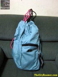 Crumpler - The Squid Bag loaded