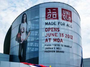 UNIQLO SM Mall of Asia