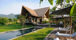 Villa for Honeymoon