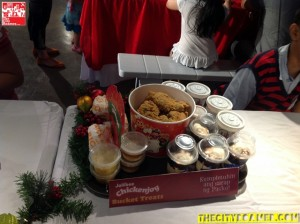 Jollibee Chickenjoy Bucket Treats