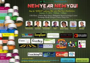 New Year New You - The 2014 Success Forum