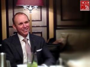 Sofitel Manila General Manager Mr Adam Laker