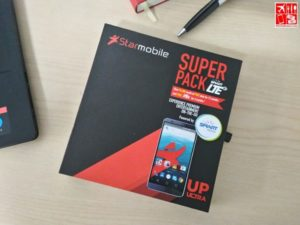 Starmobile UP Ultra package