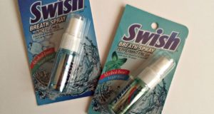 Packs of Swish Breath Spray