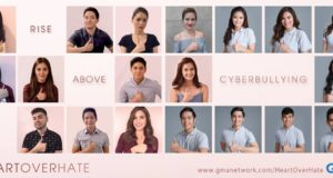 Heart Over Hate - Rise Above Cyberbullying