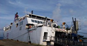 2Go Travel's M/V Saint Ignatius of Loyola