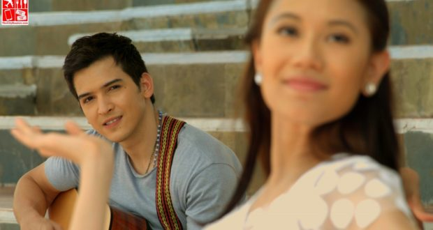 A scene in the music video Puso Kong Ito by Edward Benosa