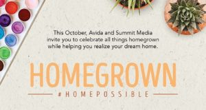 Avida launches HOMEGROWN: #HOMEPOSSIBLE to promote homegrown lifestyle