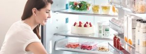 Have an Electrolux NutriFresh Lifestyle
