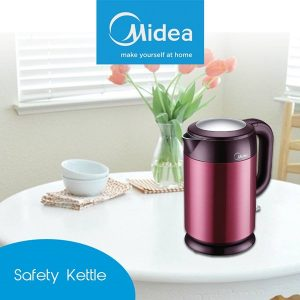 Ideal Corporate Giveway - Media Safety Kettle