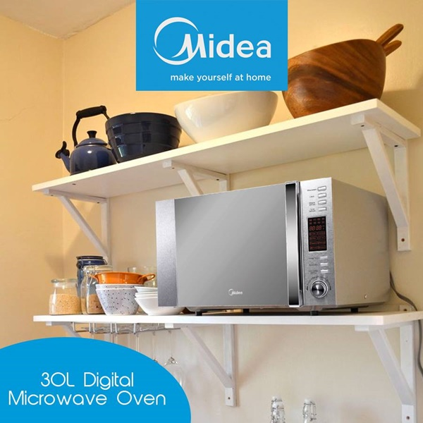 Ideal Corporate Giveway - Midea Digital Microwave Oven