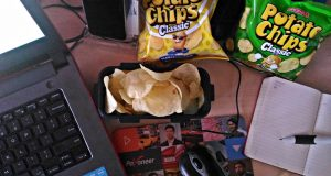 jack 'n Jill Potato Chips Classic in Salted Plain and Sour Cream & Onion