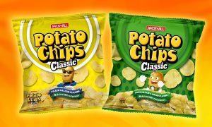 Jack 'n Jill Potato Chips Classic New Flavors