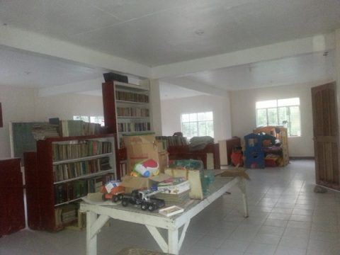 Inside Norzagaray SPED Center