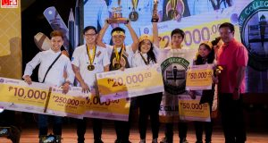 St. Anne College Lucena is the overall winner of the 11th Goldilocks ICDC
