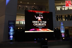 Dance to the Calbeats event at Trinoma