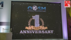 OOSM Solutions Celebrates 1st Year Anniversary