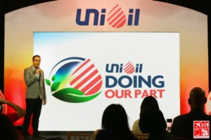 Kenneth Pundanera, President of Unioil Petroleum Philippines talks about the Unioil Doing Our Part campaign