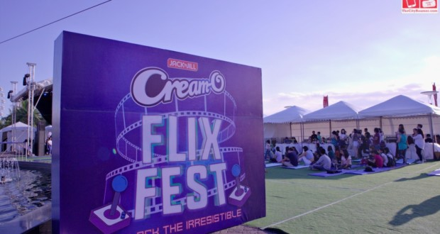 Cream-O Flix Fest 2018 at SM by the Bay