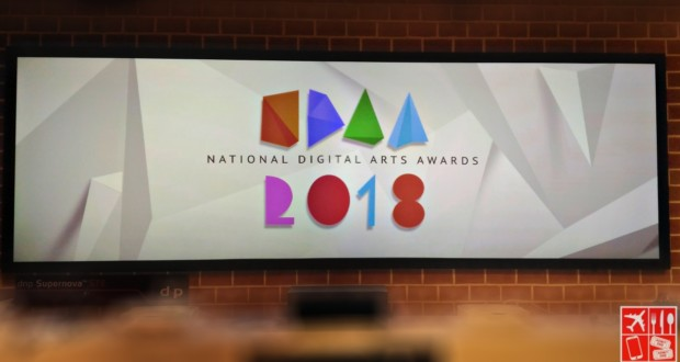 National Digital Arts Awards 2018