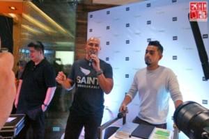 Power Mac Center Brand Ambassadors Rovilson Fermandez and Sam YG talks about the new Belkin accessories