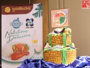 Goldilocks Pinggang Pinoy
