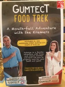 The Gumtect Food Trek