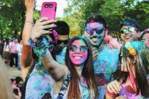 Festival We Color, La Lonja, Argentina. Photo by Julian Gentilezza