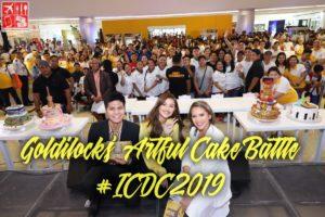 Goldilocks' Artful Cake Battle