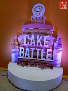 ICDC 2019 Cake Battle