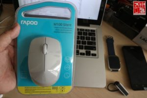 Bloggermail - the Rapoo M100 Silent Multi-mode mouse for review