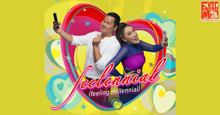 Ai-Ai and Bayani in Feelennial Movie