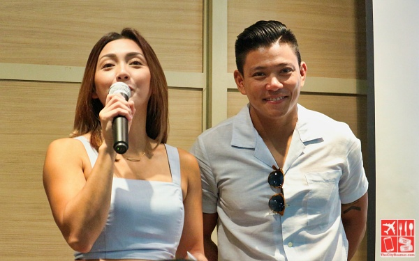 Iya Villania and Drew Arellano joins in the cooking and fun at Home Foodie Season 5