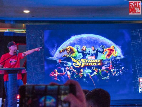 Marvel's Danny Koo talks about more video games
