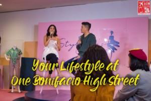 Your Lifestyle at One Bonifacio High Street