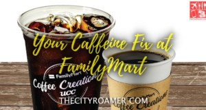 Coffee Creations - Your Caffeine Fix at FamilyMart